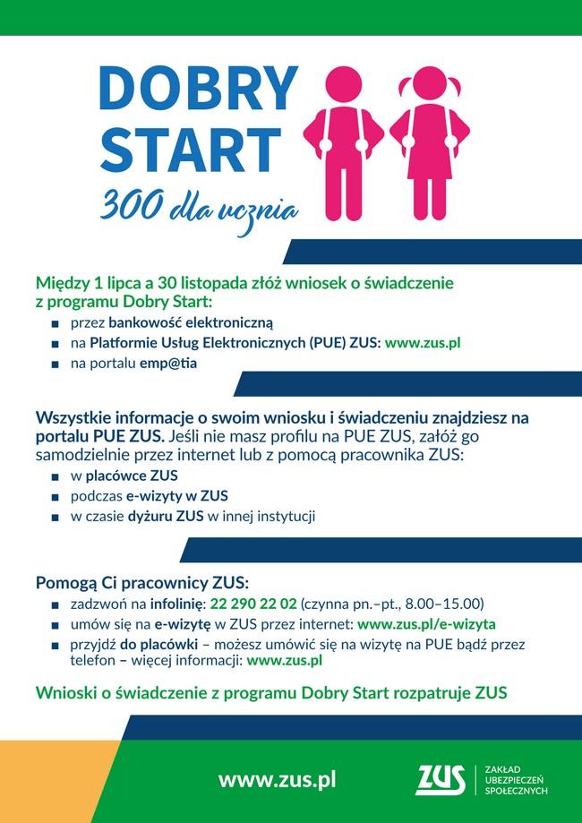 dobry start2021